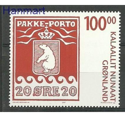 Znaczek Grenlandia 2007 Mi 488 Czyste **
