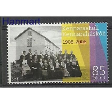 Znaczek Islandia 2008 Mi 1186 Czyste **