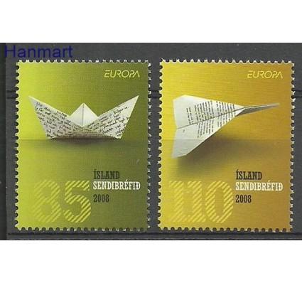 Znaczek Islandia 2008 Mi 1205-1206 Czyste **
