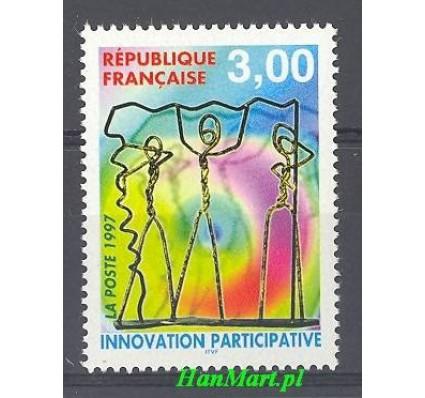 Znaczek Francja 1997 Mi 3186 Czyste **