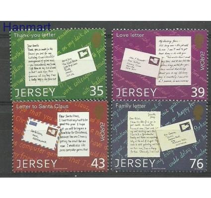 Znaczek Jersey 2008 Mi 1333-1336 Czyste **