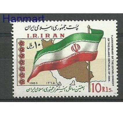 Znaczek Iran 1986 Mi 2154 Czyste **