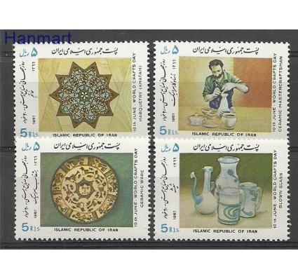 Znaczek Iran 1987 Mi 2219-2222 Czyste **
