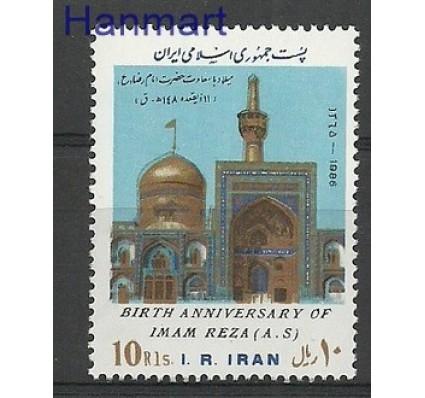 Znaczek Iran 1986 Mi 2173 Czyste **