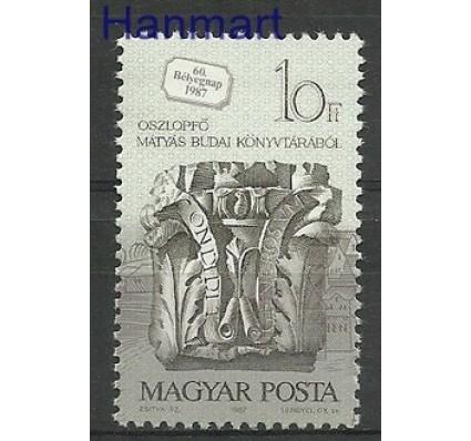 Znaczek Węgry 1987 Mi 3920 Czyste **