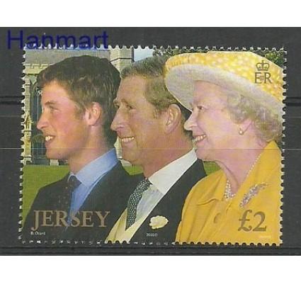 Znaczek Jersey 2003 Mi 1093 Czyste **