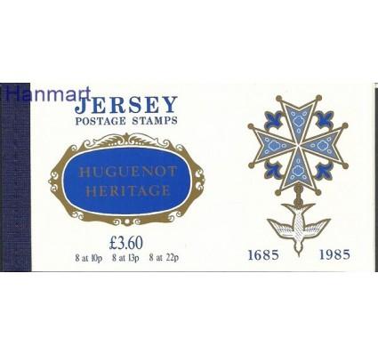 Znaczek Jersey 1985 Mi mh O-26 Czyste **