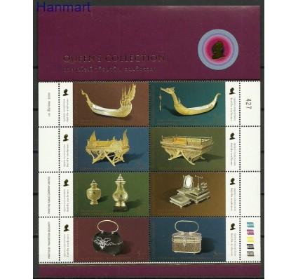 Znaczek Tajlandia 2007 Mi 2629-2636 Czyste **