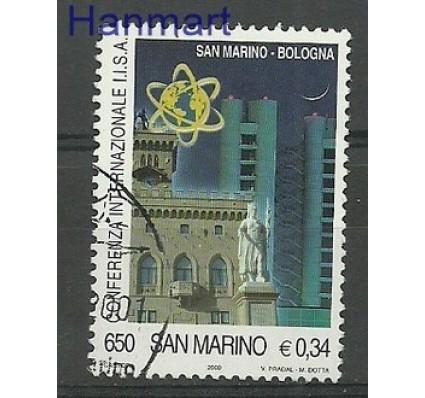 Znaczek San Marino 2000 Mi 1886 Stemplowane