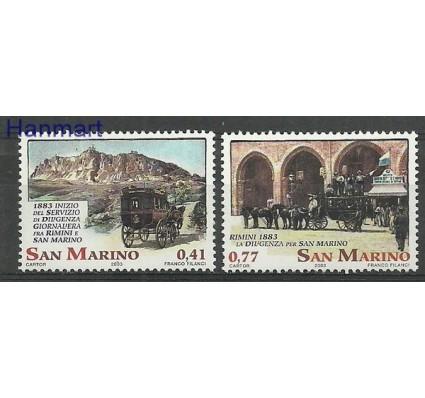 Znaczek San Marino 2003 Mi 2103-2104 Czyste **