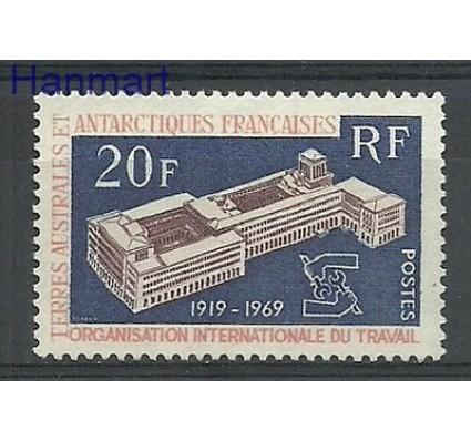 Znaczek TAAF 1970 Mi 55 Czyste **