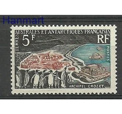 Znaczek Francuskie Terytoria Południowe i Antarktyczne 1963 Mi 28 Z podlepką *