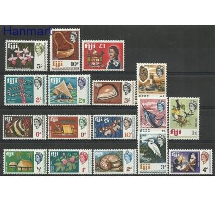 Znaczek Fidżi 1968 Mi 212-228 Czyste **