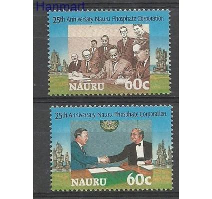 Znaczek Nauru 1995 Mi 414-415 Czyste **