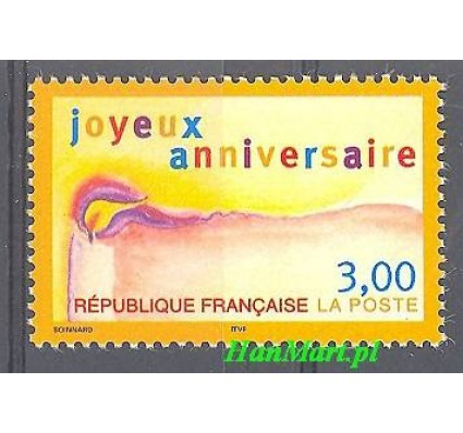 Znaczek Francja 1998 Mi 3280 Czyste **