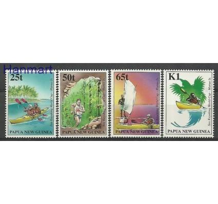 Znaczek Papua Nowa Gwinea 1998 Mi 836-839 Czyste **