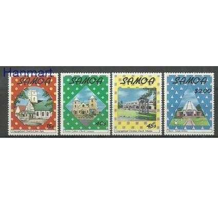 Znaczek Samoa 1988 Mi 665-668 Czyste **