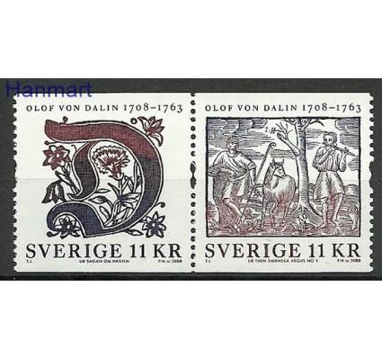 Znaczek Szwecja 2008 Mi 2627-2628 Czyste **