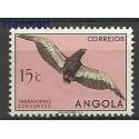 Angola 1951 Mi 341 Z podlepką *
