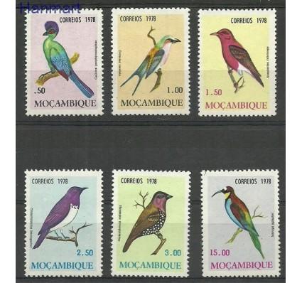 Znaczek Mozambik 1978 Mi 648-653 Czyste **