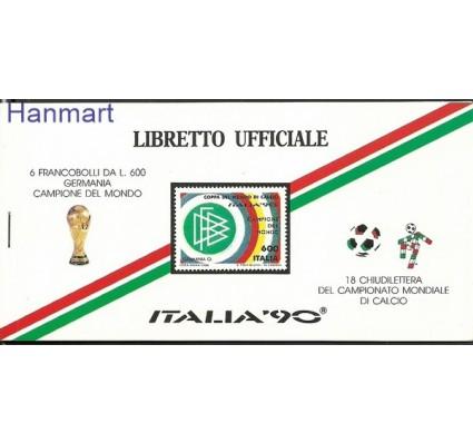 Znaczek Włochy 1990 Mi mh 2157 Czyste **