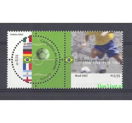 Znaczek Brazylia 2002 Mi 3226-3227 Czyste **