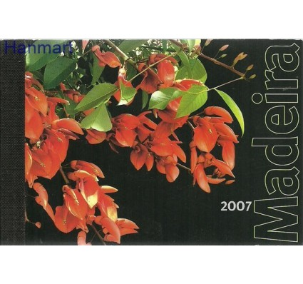 Znaczek Madera 2007 Mi mh 20 Czyste **