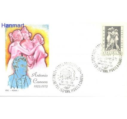 Znaczek Włochy 1972 Mi 1376 FDC