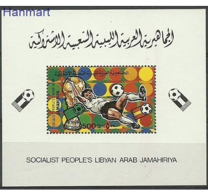 Znaczek Libia 1982 Mi 994 Czyste **