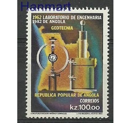 Znaczek Angola 1982 Mi 674 Czyste **