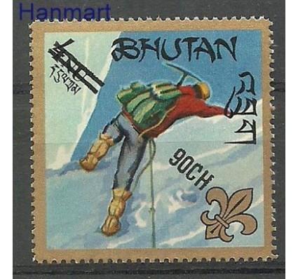 Znaczek Bhutan 1971 Mi 466 Czyste **