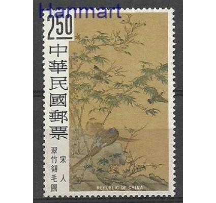 Znaczek Tajwan 1969 Mi 740 Czyste **