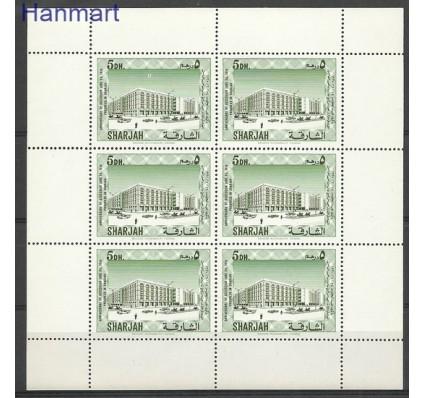 Znaczek Sharjah 1970 Mi ark 656 Czyste **