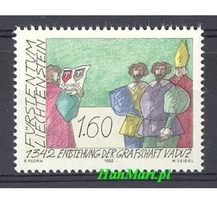 Znaczek Liechtenstein 1992 Mi 1049 Czyste **