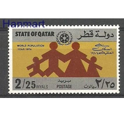 Znaczek Katar 1974 Mi 602 Czyste **