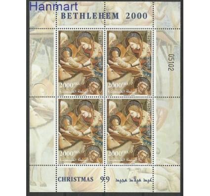 Znaczek Palestyna 1999 Mi ark 136 Czyste **