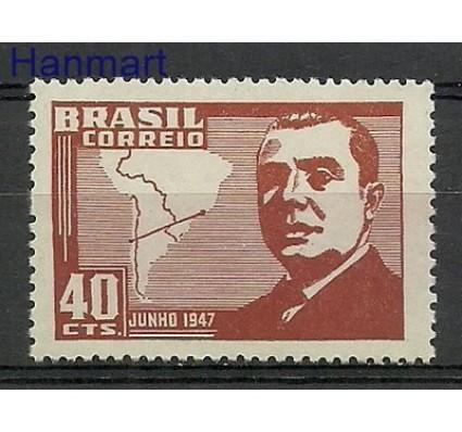 Znaczek Brazylia 1947 Mi 714 Czyste **