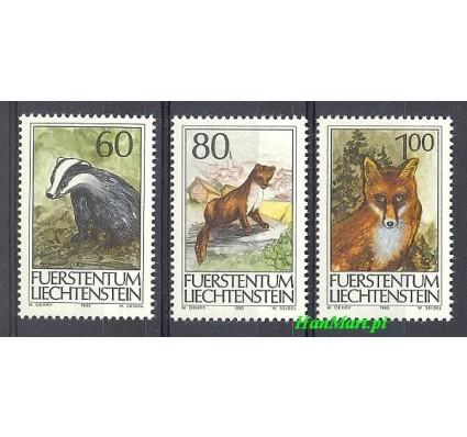 Znaczek Liechtenstein 1993 Mi 1066-1068 Czyste **