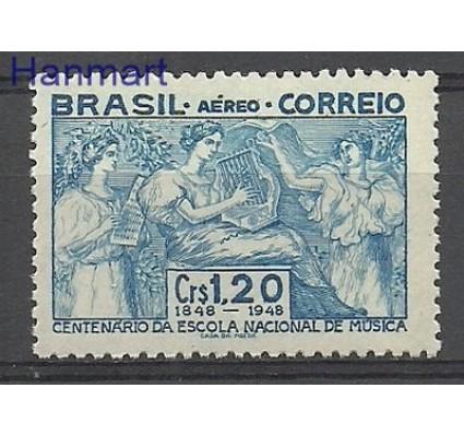Znaczek Brazylia 1948 Mi 731 Czyste **