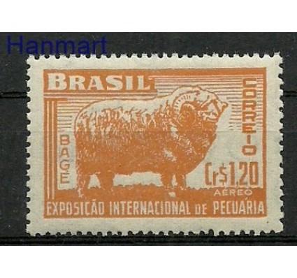 Znaczek Brazylia 1948 Mi 733 Czyste **