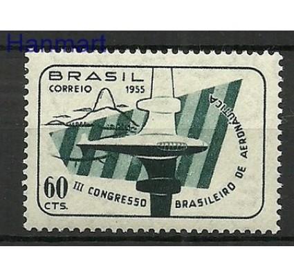 Znaczek Brazylia 1955 Mi 875 Czyste **