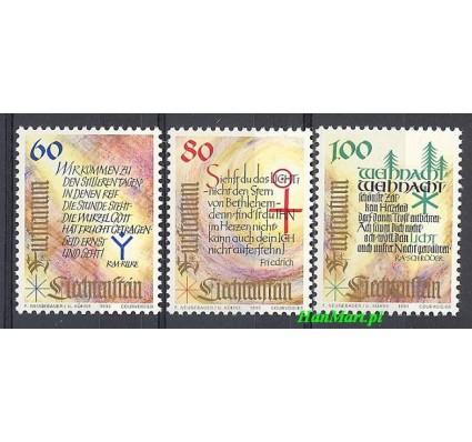 Znaczek Liechtenstein 1993 Mi 1073-1075 Czyste **