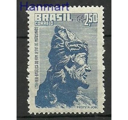 Znaczek Brazylia 1958 Mi 937 Czyste **