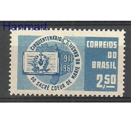 Znaczek Brazylia 1961 Mi 998 Czyste **