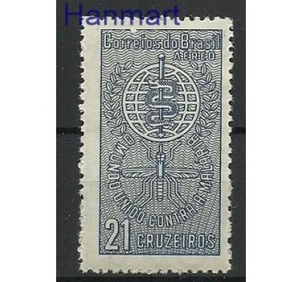 Znaczek Brazylia 1962 Mi 1016 Czyste **