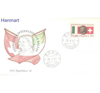 Znaczek Włochy 1962 Mi 1131 FDC