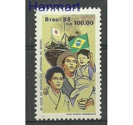 Znaczek Brazylia 1988 Mi 2257 Czyste **
