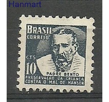 Znaczek Brazylia 1963 Mi zwa 11 Czyste **