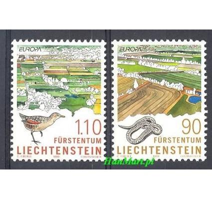 Znaczek Liechtenstein 1999 Mi 1190-1191 Czyste **
