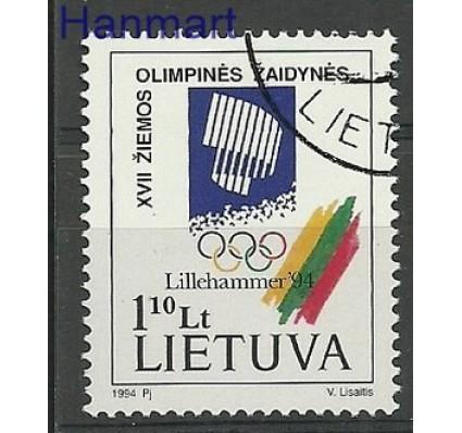 Znaczek Litwa 1994 Mi 547 Stemplowane
